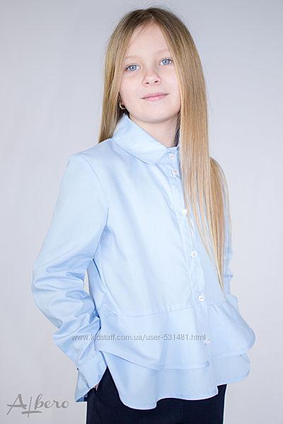 Рубашки, блузки от ALBERO