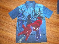 Рубашка на мальчика 4-6 лет