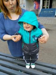 Куртка детская, демисезонная