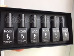 Цветные базы KODI, 12 ml.
