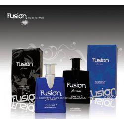 Стойкая туалетная вода ROXANNE Fusion for men 80ml для мужчин