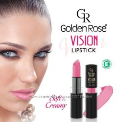 Помада Golden Rose Vision, GOLDEN ROSE Smart Lips Moisturising.
