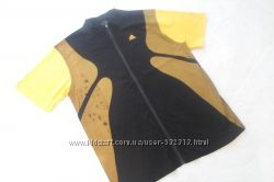 Мужская футболка ADIDAS на молнии