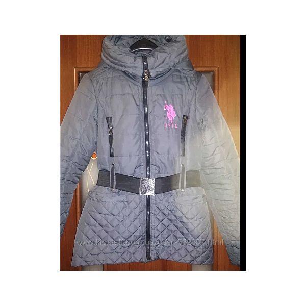 Куртка U. S. POLO Assn оригинал