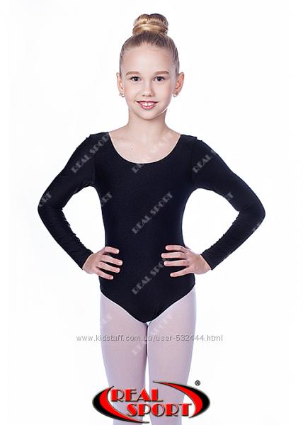 Купальник хлопок для гимнастики и танцев