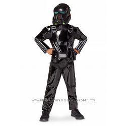 Костюм Имперского Штурмовика смерти, Imperial  Deathtrooper, 7-8лет Disney