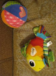 Подвесная развивающая игрушка на коляску, кроватку Lamaze