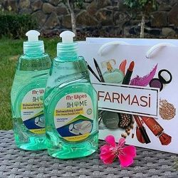 Концентрат Средство для мытья посуды Farmasi Mr. Wipes Dishwashing Liquid