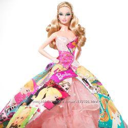 Барби коллекционная юбилейная 50 лет мечта поколений