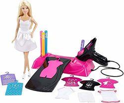 Игровой набор Барби дизайнер и Аэрограф