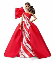 Кукла Барби Праздничная 2019 г брюнетка