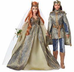 Набор коллекционных кукол Барби Королевская свадьба