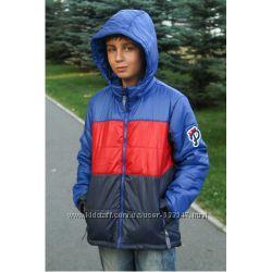 Куртка демисезонная Бумер электрик в наличии