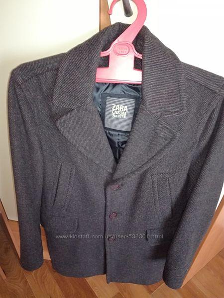 Пальто Zara весна осень размер L