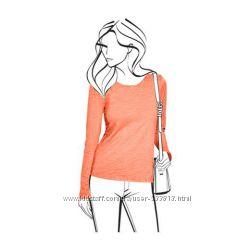 Классный женский реглан футболка р. 40, 54наш TCM Tchibo