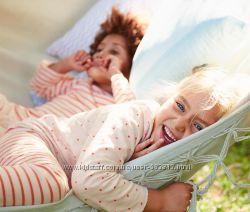 Хлопковая мягусенькая двухсторонняя детская пижама р. 110-116 TCM Tchibo