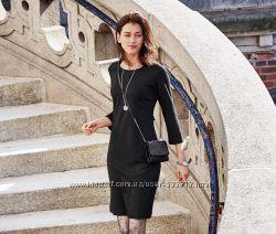 Элегантное джерси платье р. 44евро 50наш  TCM Tchibo