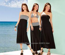 Красивое и стильное платье 3 в 1 р. 36-38евро 42-44наш TCM Tchibo