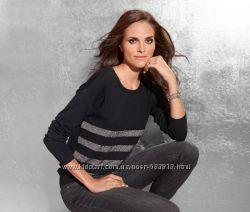 Красивый женский свитер джемпер р.  L-ка, ХL-ка , ХХL-ка  ТСМ Tchibo