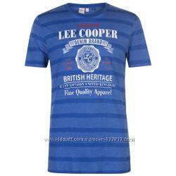Отличная мужская футболка Lee Cooper р. М, L, XL-ка