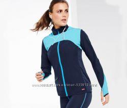 Классная женская спортивная куртка жилет  р. М-ка TCM Tchibo