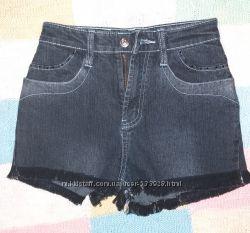 Шорты джинс XS, S