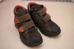 Демисезонные мембранные ботинки Ricosta