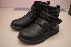 Демисезонные ботинки р. 32