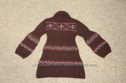 Польское стильное платье mariguita для маленькой модницы р. 110