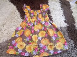 Летнее платье Gymboree