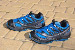 Детские ботинки SALOMON xapro waterproof 33, 5 деми.