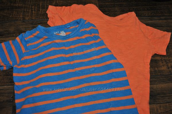 Разные футболочки, майки next, cherokee до 3 лет