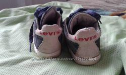 Кроссовки Levis 24-25 размер, стелька 15, 5