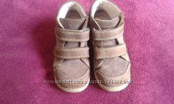Демисизонные ботинки richter кожа стелька 16, 5