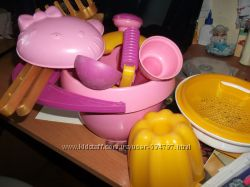 Игрушки для песочницы набор Италия