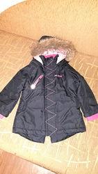 Куртка зимняя Bigchill 4 года 98 см BiG CHILL