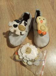 Robeez первая босоногая обувь