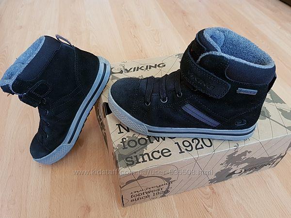 Зимние ботинки Viking с gore-tex 30p