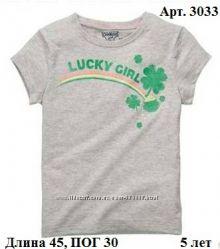 Яркие футболки CHILDRENS PLACE  5-6  лет