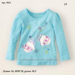 Новые регланы кофты CHILDRENS PLACE  для девочек 2Т. Большой выбор