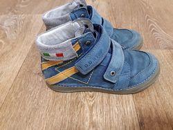 Кожаные туфли , ботинки DDstep