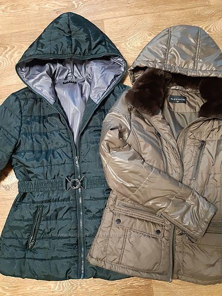 куртка деми sisley savage