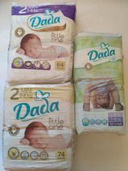 Підгузки Дада, подгузники, Dada