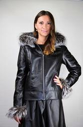 Демисезонные кожаные куртки от украинского производителя