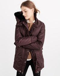 Оригинальная куртка Abercrombie & Fitch, размер S