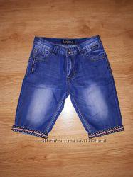 Джинсовые шорты рост 146-158