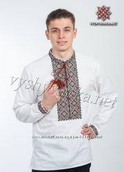 СП вышиванки для мужчин