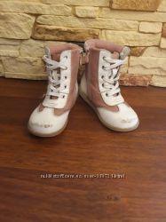 Демисезонные ботинки Шалунишка 26 размер