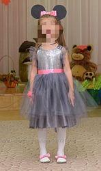 Прокат костюма мышки 3-5 лет