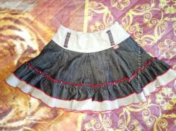 Фирменные юбочки девочке 5-6 лет